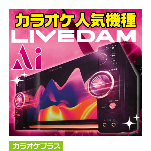 フタバボウル 関大前 カラオケ ライブダム LIVEDAM