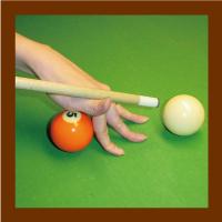 ビリヤード マニュアル 関大前 フタバボウル ボールに触れる